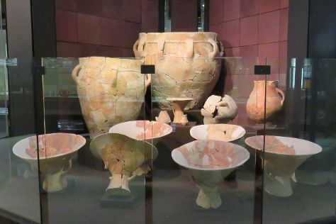 Museo Archeologico Regionale Paolo Orsi, Syracuse, Italy