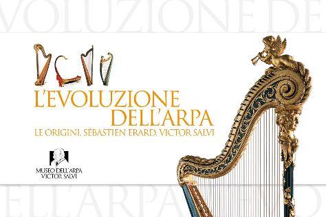 Museo dell'Arpa Victor Salvi, Piasco, Italy