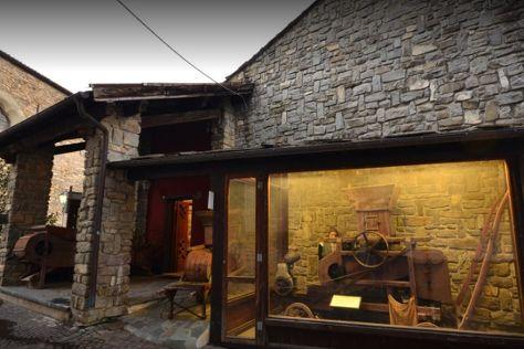 Museo della Castagna, Montegrosso Pian Latte, Italy