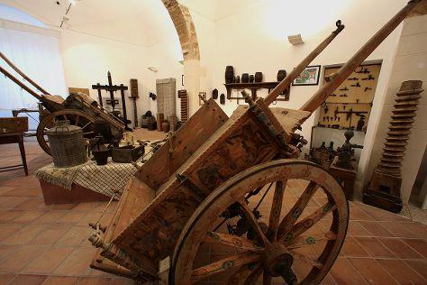 Museo della Civilta Contadina Iblea, Floridia, Italy