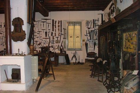 Museo Storico Civico Cuggionese, Cuggiono, Italy