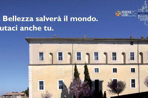 Palazzo Doria Pamphilj, San Martino al Cimino, Italy