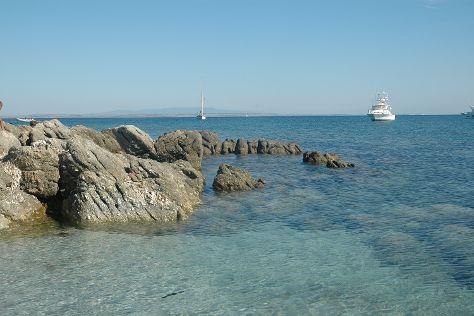 Penisola del Sinis - Isola di Mal di Ventre, Cabras, Italy