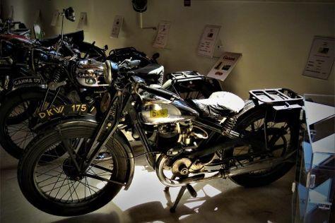 Piccolo Museo Della Moto, Castroreale, Italy