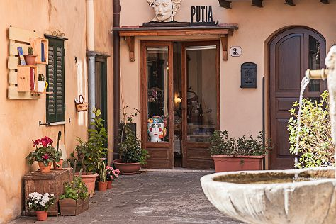 Putia Sicilian Creativity, Castelbuono, Italy