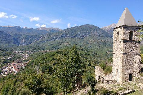 Riserva Naturale Zompo lo Schioppo, Morino, Italy