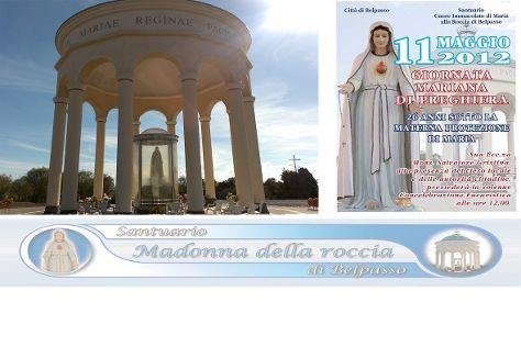 Santuario Madonna della Roccia, Belpasso, Italy