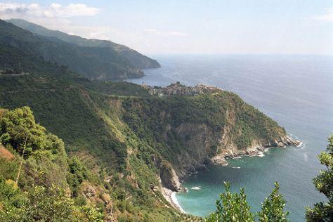 Trail 2, Riomaggiore, Italy