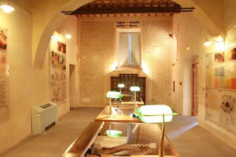 Trasimemo Banca della Memoria del Trasimeno, Paciano, Italy