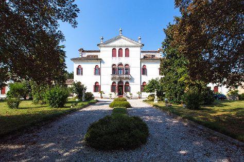 Villa Sagredo, Sgaravatti, Bano di Vigonovo, Vigonovo, Italy