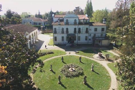 Villa Widmann Rezzonico Foscari, Mira, Italy