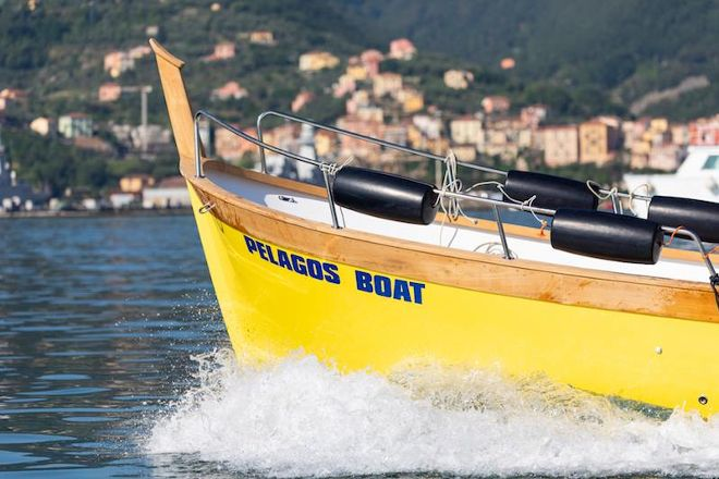 5 Terre Pelagos Boat Tours, Manarola, Italy