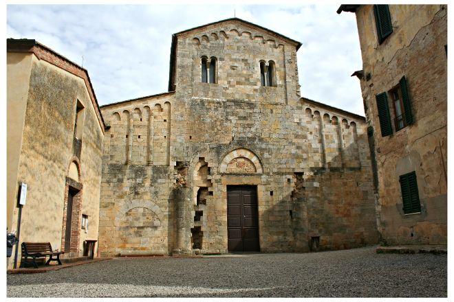 Abbadia Isola, Monteriggioni, Italy