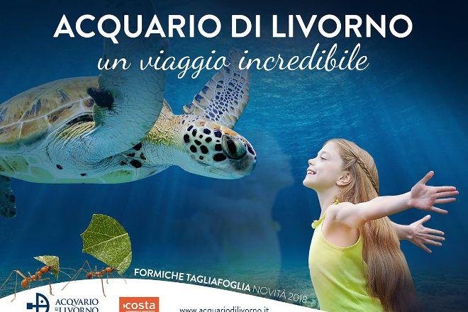 Acquario di Livorno, Livorno, Italy