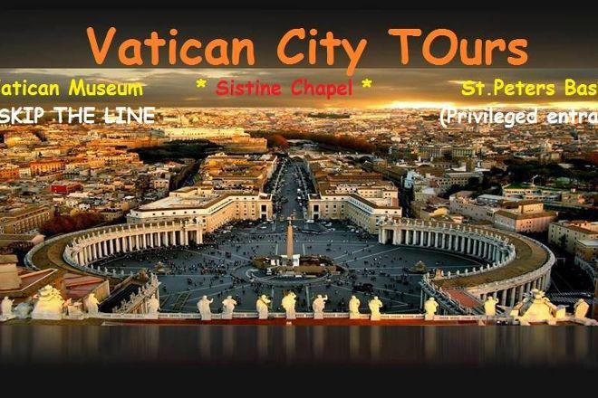 Adventure Around, Rome, Italy