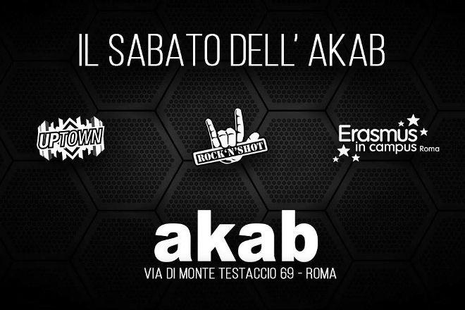 Akab, Rome, Italy