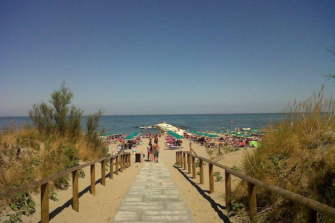 Albachiara Beach, Isola Verde, Italy
