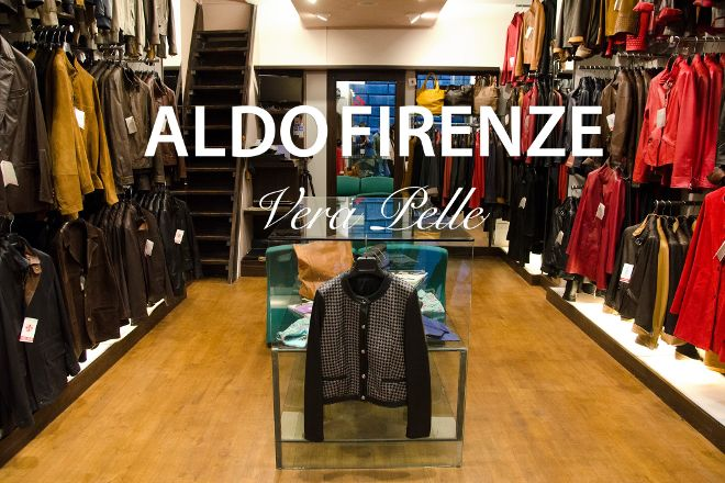 Aldo Firenze Leather Factory, Florence, Italy
