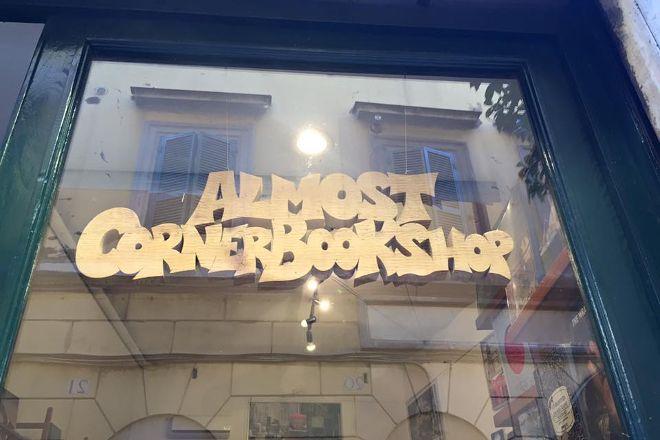 Almost Corner Bookshop, Rome, Italy