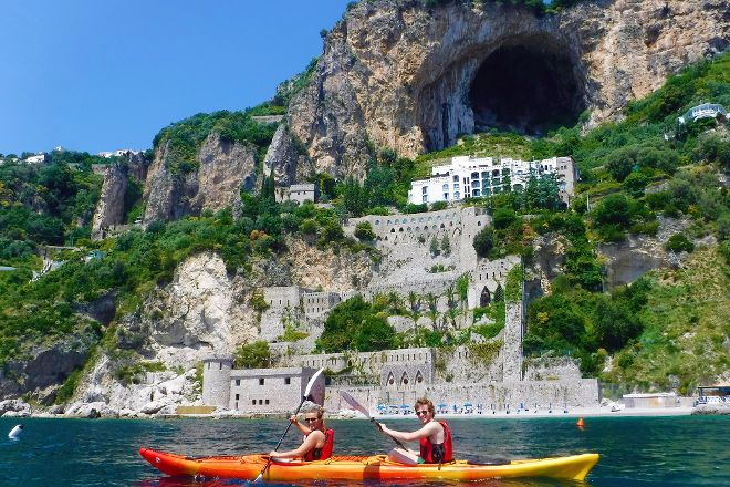 Amalfi Coast Sea Kayak Tours, Amalfi, Italy