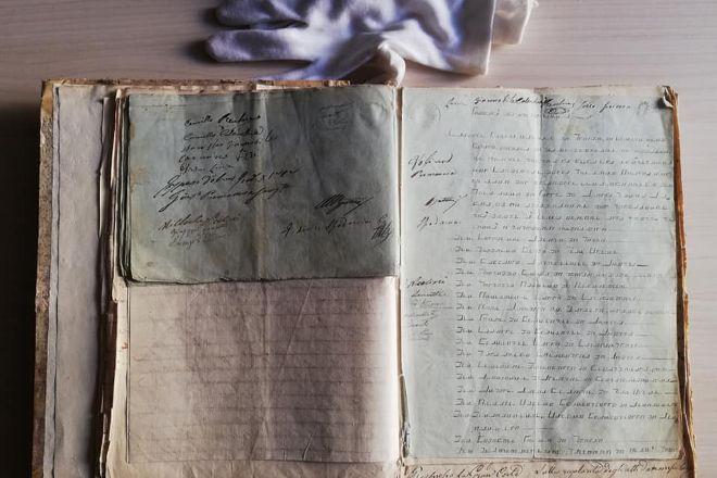 Archivio di Stato, Caserta, Italy