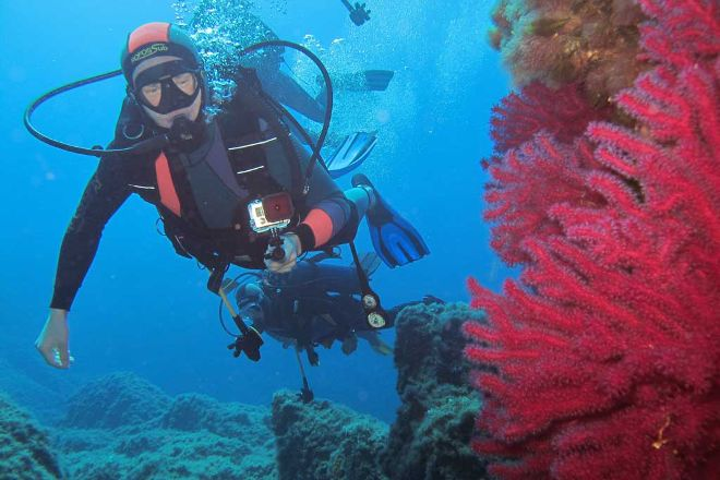 Areamare Diving Center, Cannigione, Italy