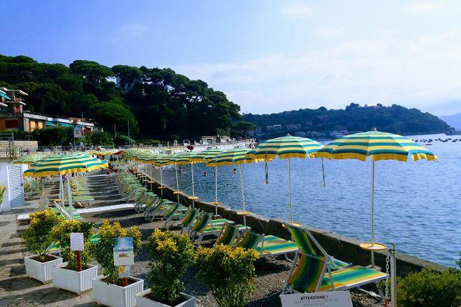 Arenella Beach, Porto Venere, Italy