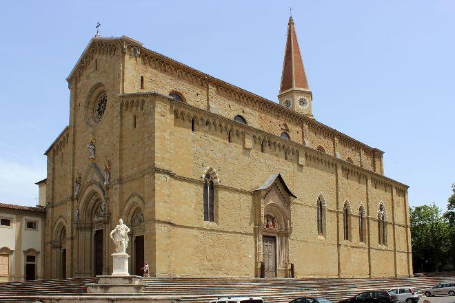 Arezzo Cathedral, Arezzo, Italy
