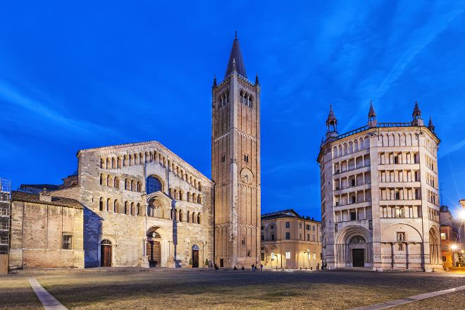 ARTEMILIA Guided Tours, Parma, Italy