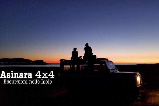 Asinara4x4, Stintino, Italy