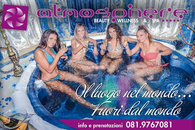 Atmosphere Beauty Wellness Spa, Ischia, Italy