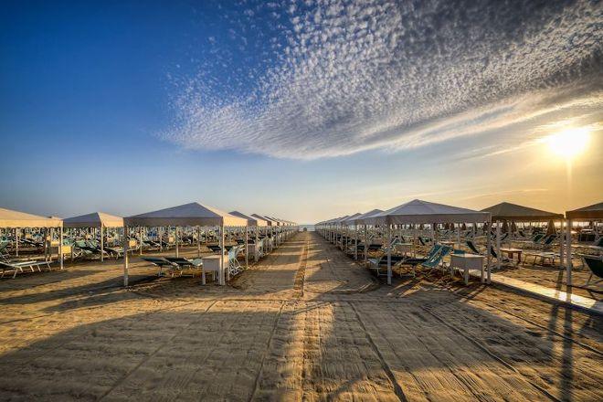 Bagno Brunella e Ada Beach, Lido Di Camaiore, Italy