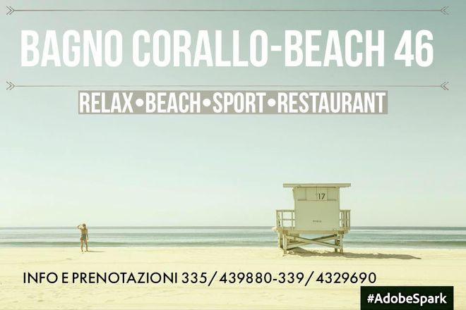 Bagno Corallo-Beach 46, Lido di Spina, Italy