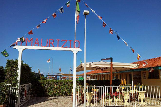 Bagno Maurizio, Viareggio, Italy