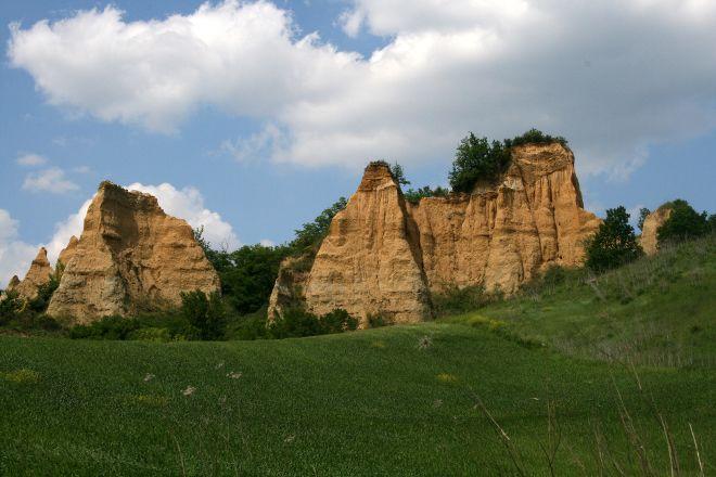 Balze del Valdarno, Reggello, Italy