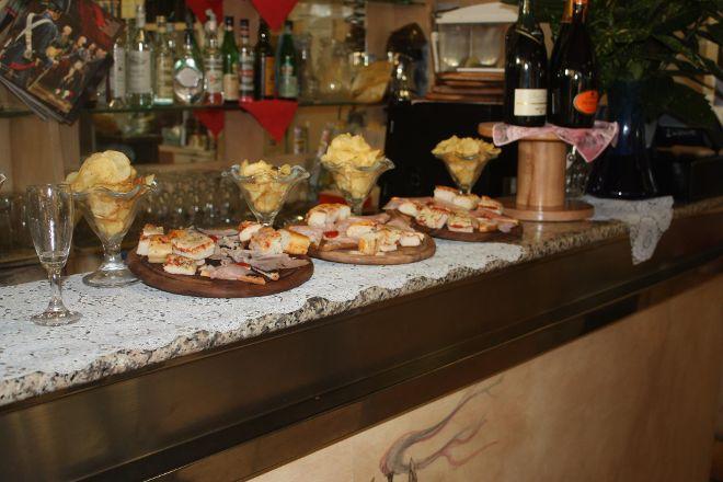 Bar delle ande, Milan, Italy