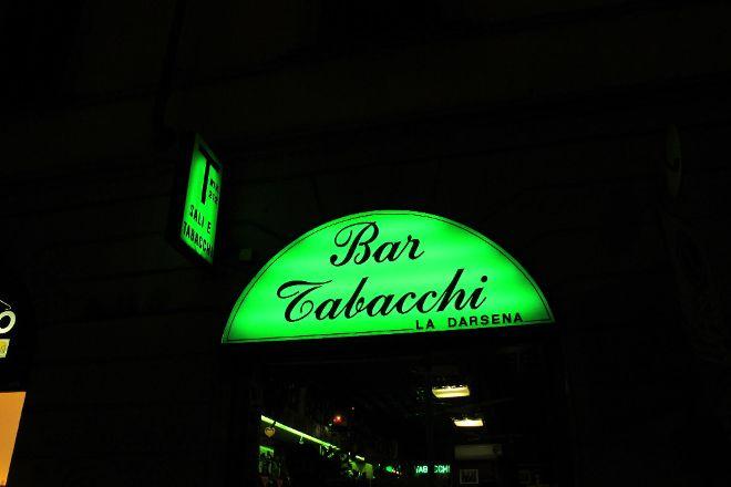 Bar Tabacchi La Darsena da Peppuccio, Milan, Italy