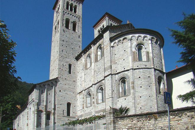 Basilica di Sant'Abbondio, Como, Italy