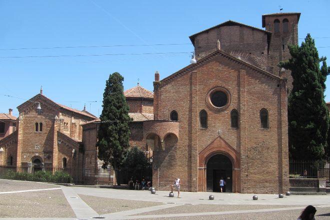 Basilica - Santuario di Santo Stefano, Bologna, Italy
