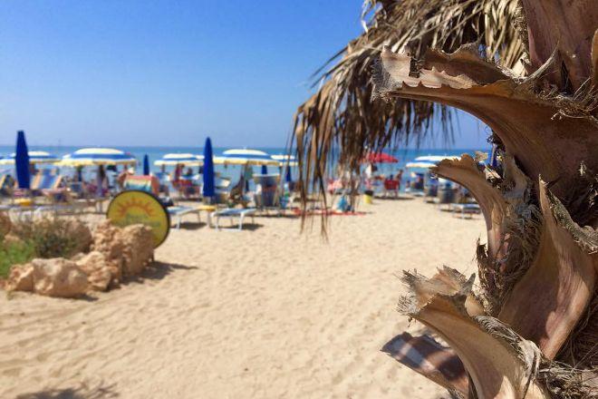 Beach Sibiliana Village, Marsala, Italy