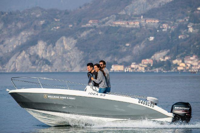 Bellagio Rent a Boat, Bellagio, Italy