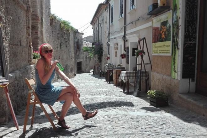 Bergamotteria, Gerace, Italy