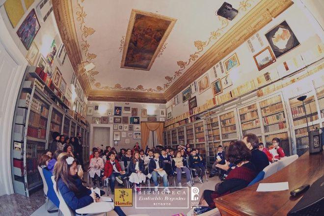 Biblioteca Comunale Eustachio Rogadeo, Bitonto, Italy