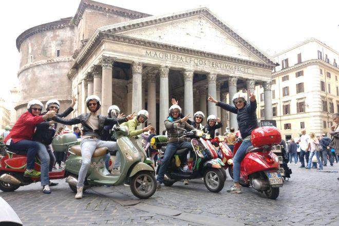 Bici & Baci Tours, Rome, Italy