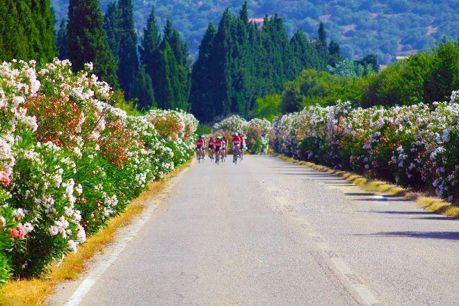 Bike Tour Sardinia, Sardara, Italy