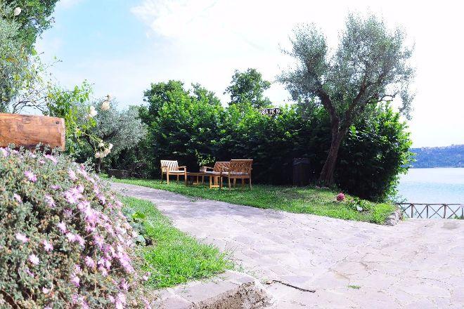 Bordo Lago - Area PicNic, Castel Gandolfo, Italy