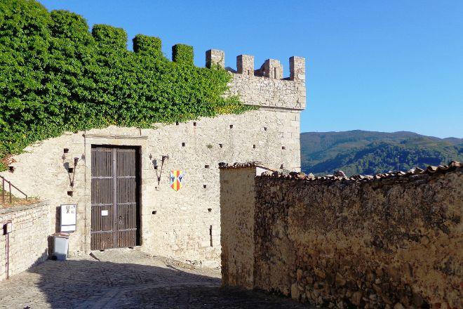 Borgo Medievale, Montalbano Elicona, Italy