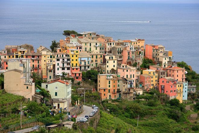 Borgo Storico di Corniglia, Corniglia, Italy