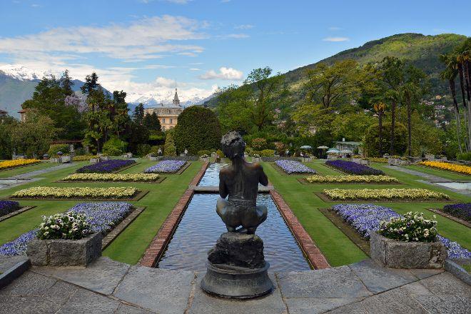 Botanical Gardens Of Villa Taranto, Verbania, Italy