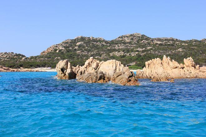 Budelli arcipelago Maddalena, Sardinia, Italy